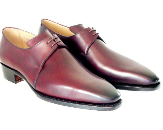 FSW009 – Burgundy Two eyelets Derby