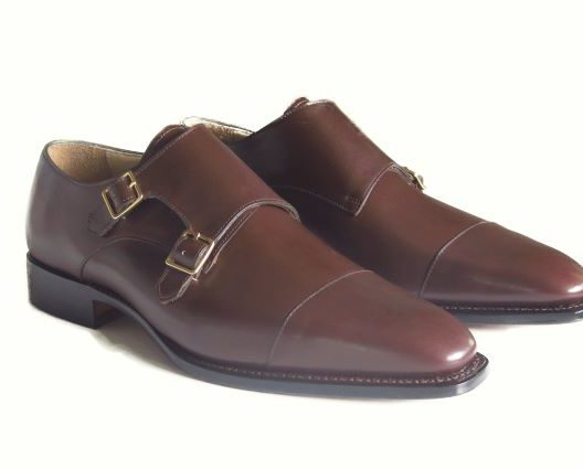 FSW014 – Cafe Double Monkstrap